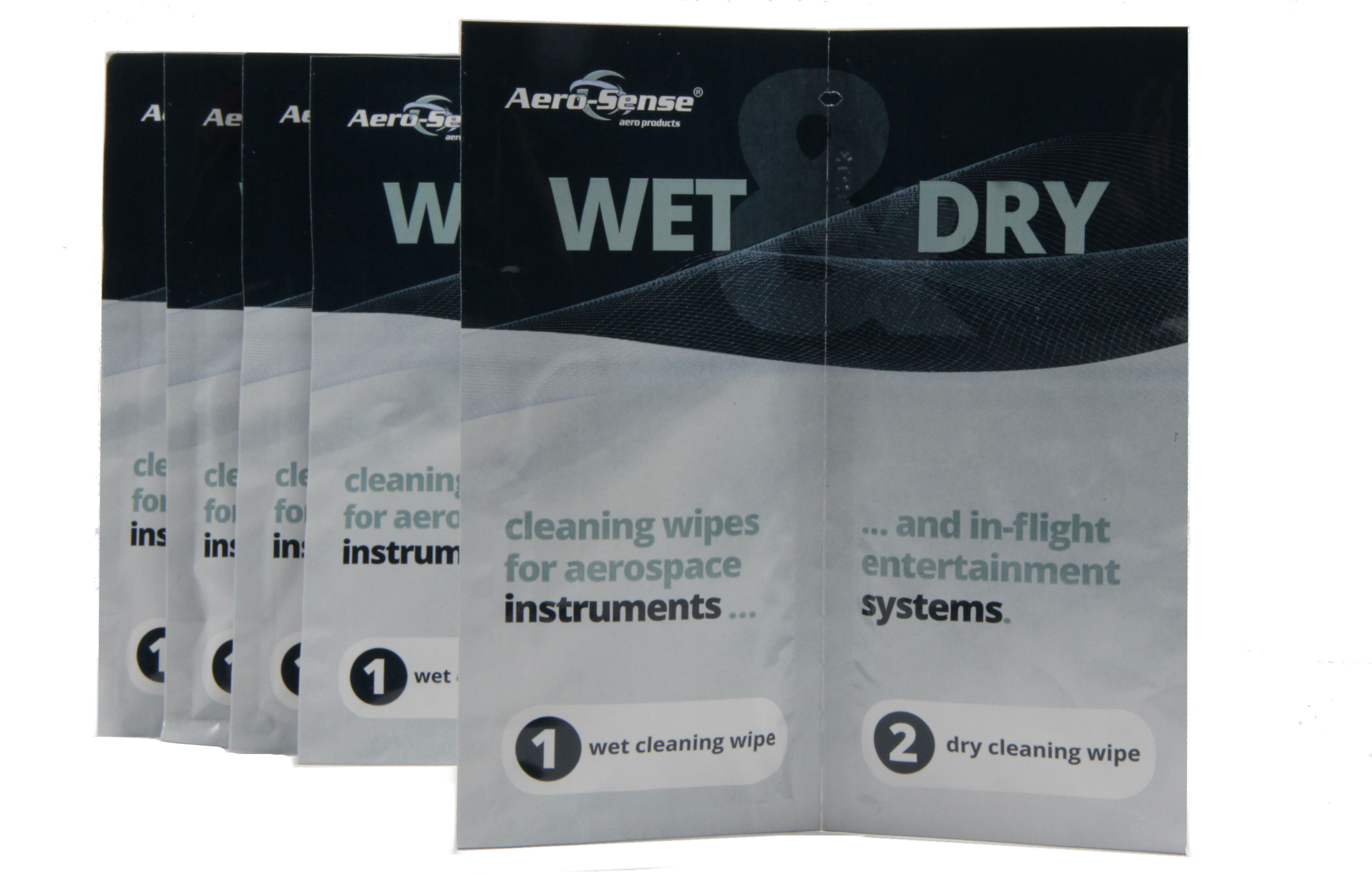 WETandDRY WIPES,1 OF EACH WETandDRY ANTI-STATIC